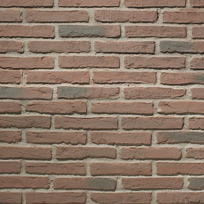 panelpiedra brick PR-70  ladrillo rústico aged