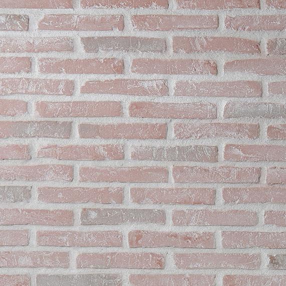 panelpiedra brick PR-72  ladrillo rústico aged whitewashed