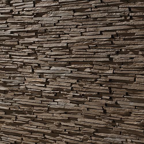 panelpiedra classic PR-441  pizarra alpes brown