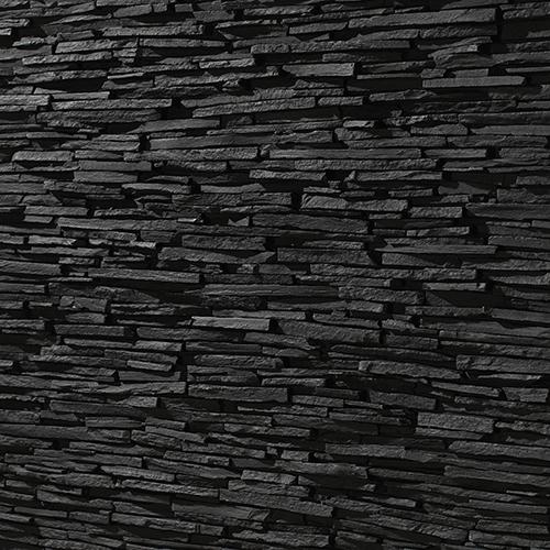 panelpiedra classic PR-444  pizarra alpes anthracite