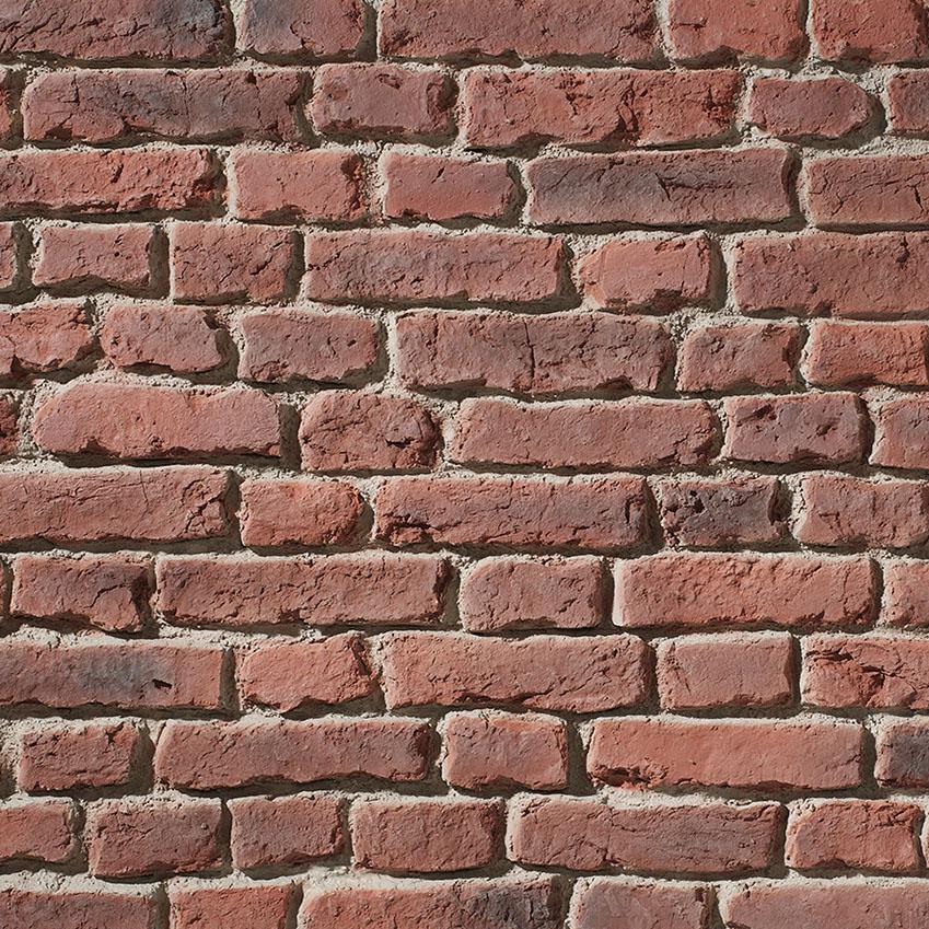 panelpiedra brick PR-530  ladrillo loft aged