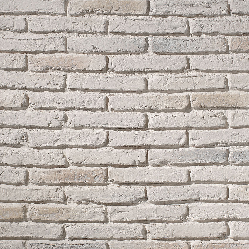 panelpiedra brick PR-569  ladrillo adobe old white