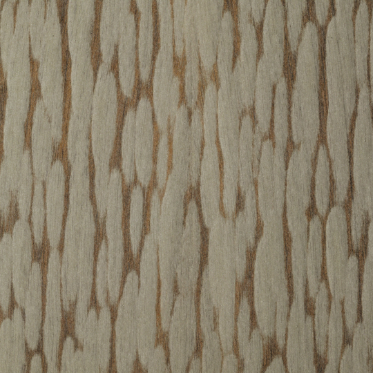 oberflex natural shades walnut with shade #167  gouged effect