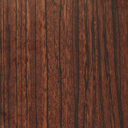 oberflex prestige zebrano T17 straight-grain  bookmatched non-sequenced