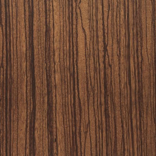oberflex prestige zebrano T3 straight-grain  bookmatched non-sequenced
