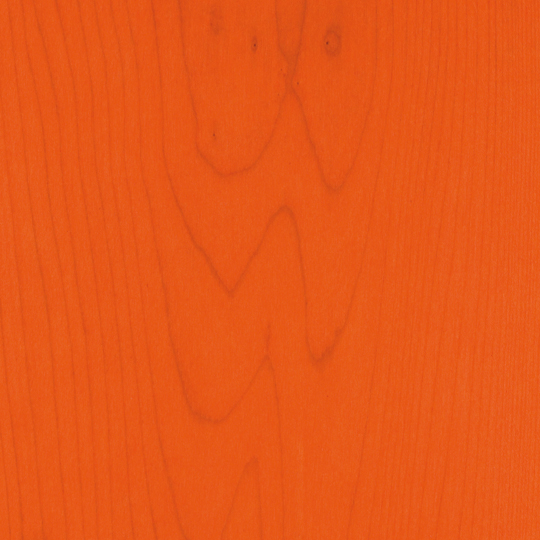 oberflex chic & pop orange pop sycamore satin
