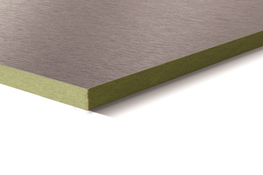 pantoni certifiber A256  roestvrij aluminium geborsteld