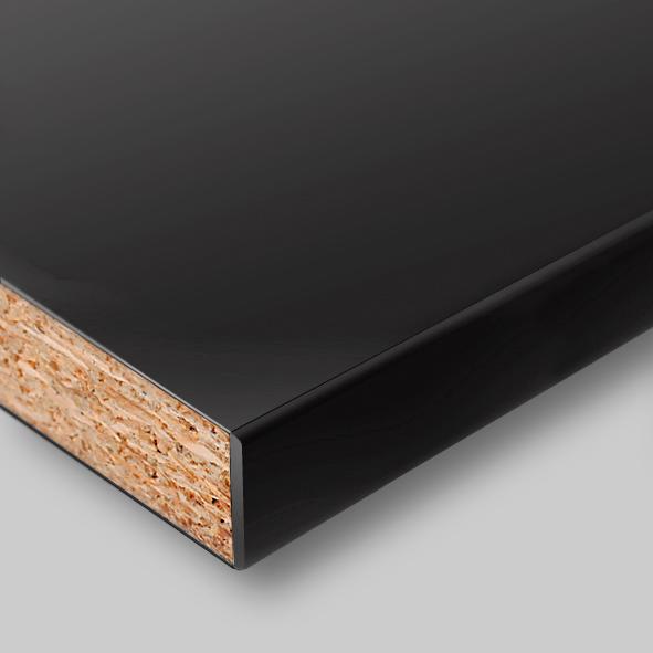 egger laser meubelpanelen U999 2 zwart