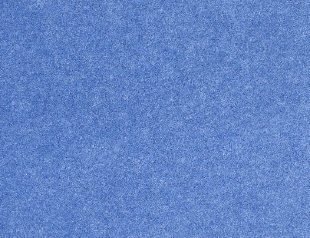 Aangenaam Akoestiek PET-vilt Middle blue AP-27